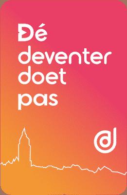 Dé Deventer doet pas - illustratie