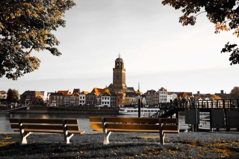 Stadsgezicht Deventer